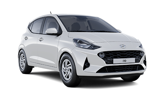 Image of All New i10 SE in Polar White