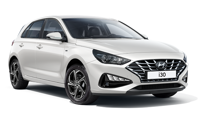 Image of New i30 SE Connect in Polar White