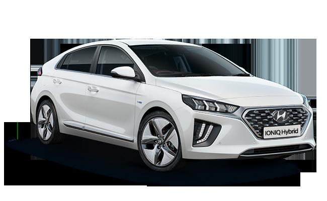 IONIQ Hybrid Premium SE