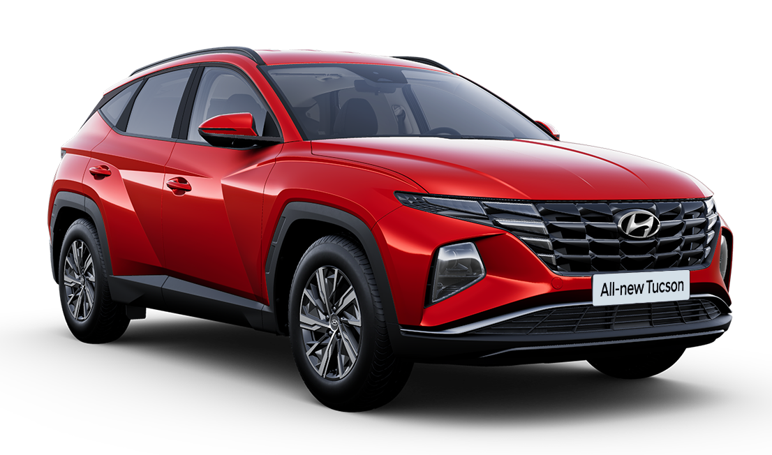 All New TUCSON Hybrid
