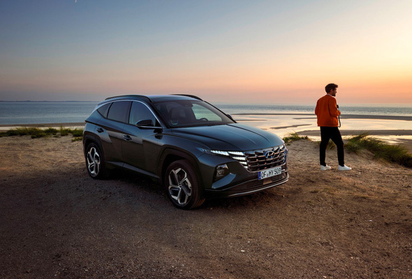 All-new TUCSON offers