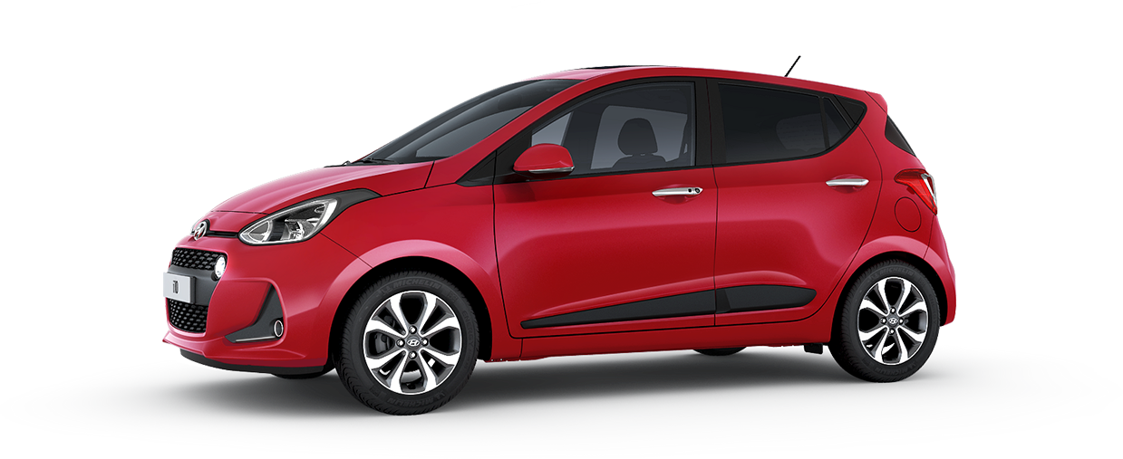 Discover the Hyundai i10 - Specs & Colours | Hyundai UK
