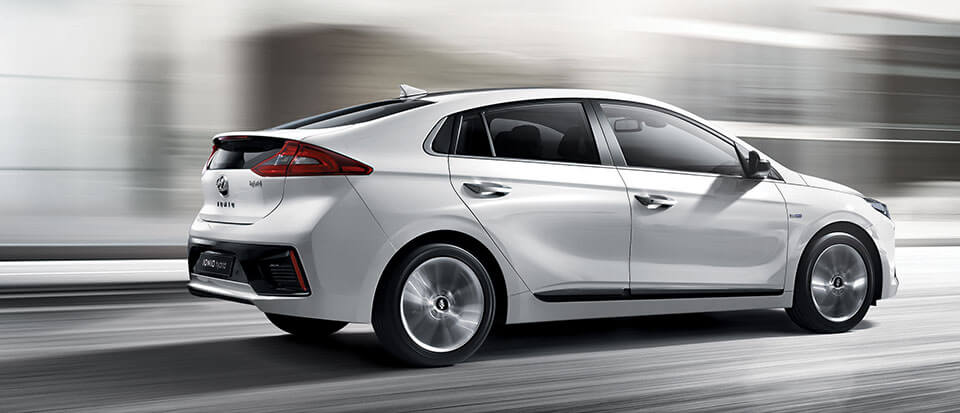IONIQ Hybrid, Plug-in and Electric