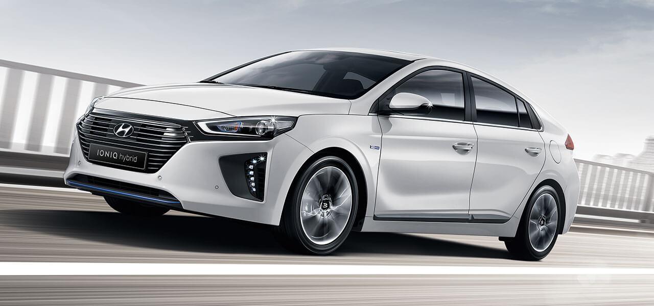 Discover The Hyundai Ioniq Specs Amp Colours Hyundai Uk