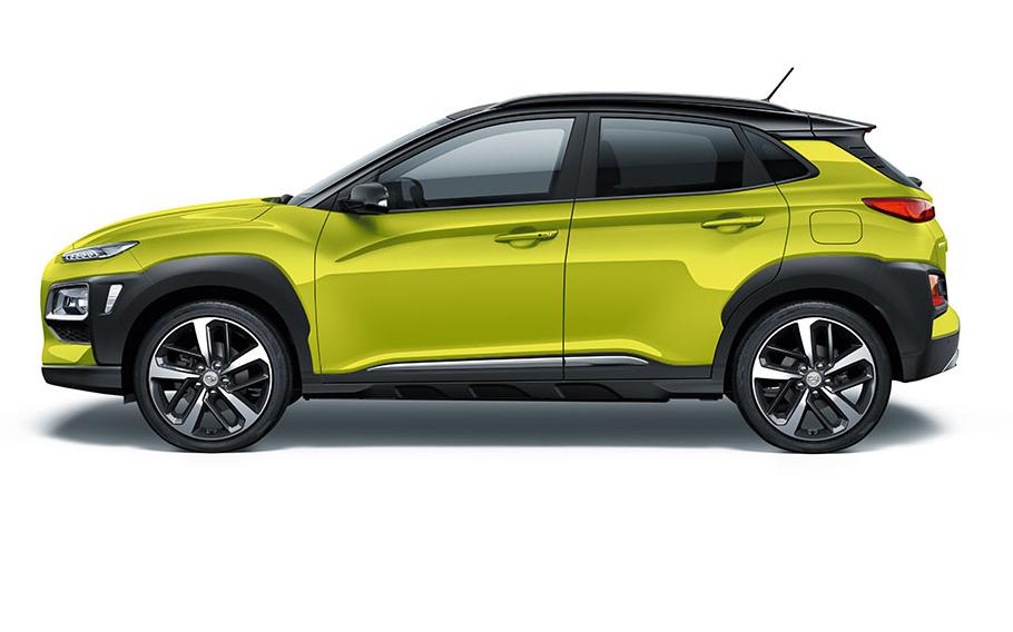 Discover The Hyundai Kona Specs Amp Colours Hyundai Uk