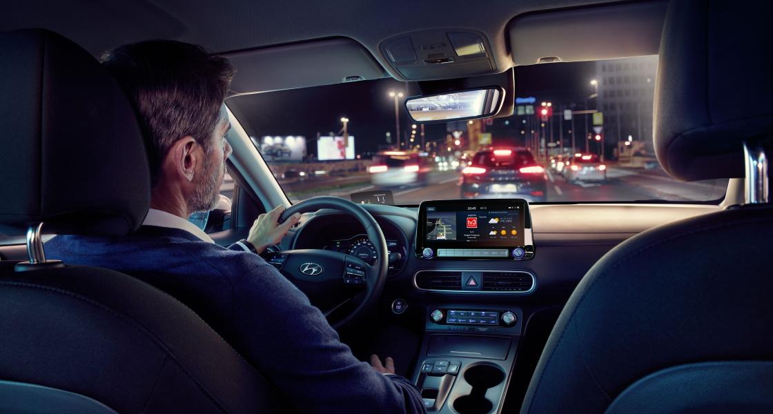 Discover the New Hyundai Kona Electric - Electric SUV