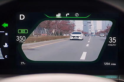 Blind Spot View Monitoring