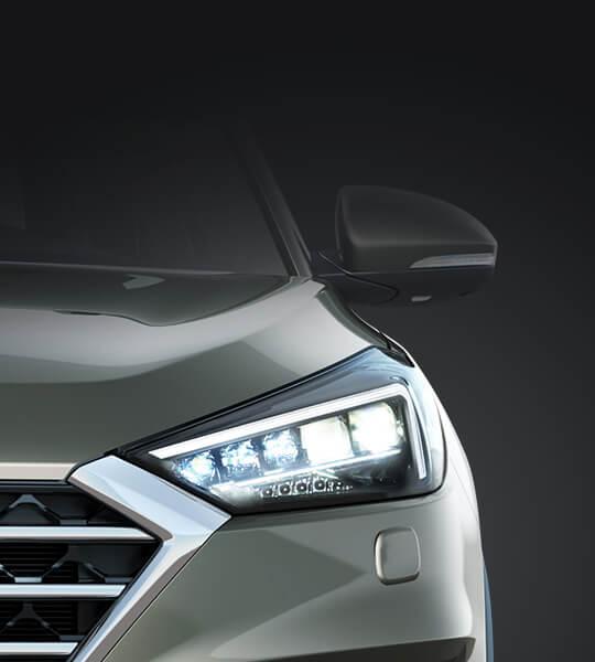 Discover The 2018 Hyundai Tucson Suv Range Hyundai Uk