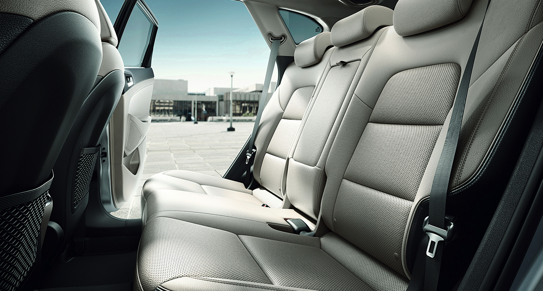 Hyundai Tucson seats